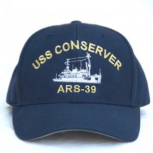 US Navy Ship Ball Cap image
