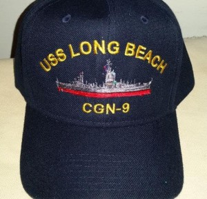 Long Beach CGN-9 ball cap image