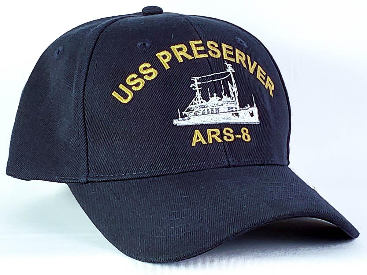 Rescue and Salvage (ARS) Ship Ball Cap – VeteranWear.us 11e3a568277
